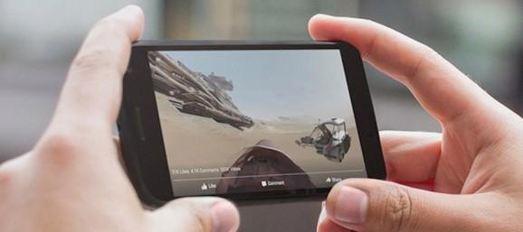 Facebook open-sources SDK for embedding 360 photos and videos into apps