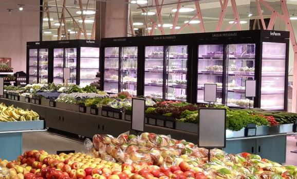 Infarm raises $100 million to expand its urban farming platform to the U.S. and beyond