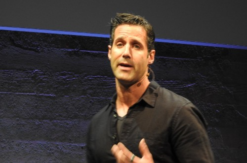 Oculus VR's Jason Rubin talks about the games we'll play in virtual reality