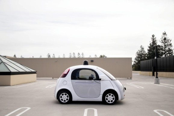 Google self-driving car project names first general counsel as scrutiny rises