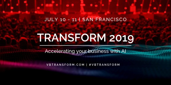 Transform 2018 - the AI event of the year - cover
