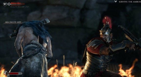 Crytek stayed true to the vision of hair-trigger combat in Ryse: Son of Rome (interview)