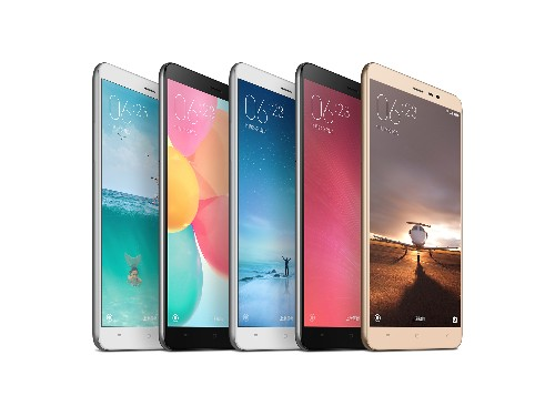 Xiaomi unveils Redmi Note 3, Mi Pad 2, and Mi Air Purifier 2 — but no sign of Mi 5 flagship