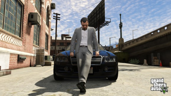 Why Grand Theft Auto V makes us feel good about playing bad