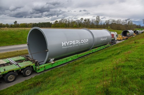 European Commission urged to develop regulations for Hyperloop projects