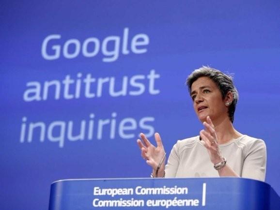 Google fined $1.69 billion by EU for AdSense antitrust abuses