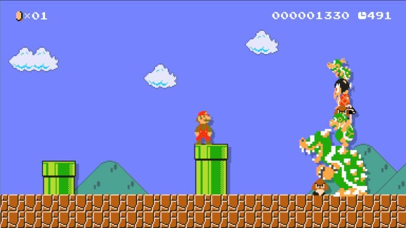 Watch the new Super Mario Bros. speedrun world record and despair, mortal