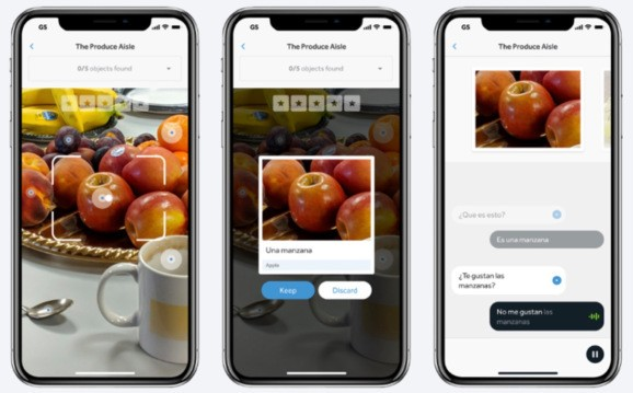 Rosetta Stone for iPhone adds AI to identify objects for live translations