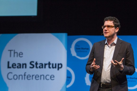 Beyond Lean Startups: Eric Ries' movement heads to Fortune 500, government, and beyond