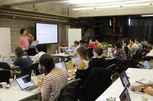 Galvanize will make you a Big Data engineer for free, but there's a catch