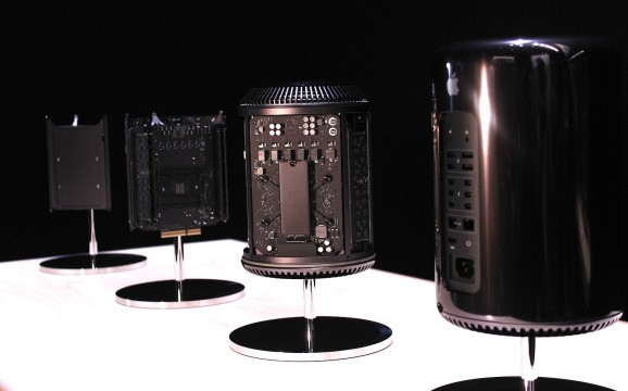 Apple's environmental report claims the new Mac Pro is a green, power-sipping machine