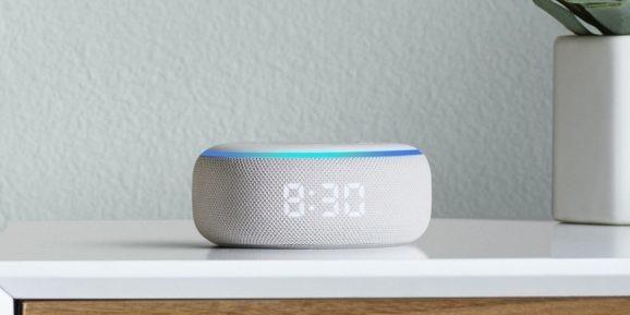 Amazon details the AI behind Alexa's Whisper Mode