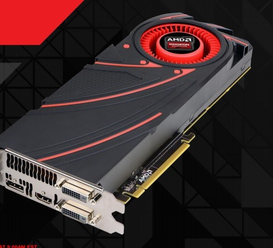 AMD unveils Radeon graphics chip that can display images at resolutions beyond HD