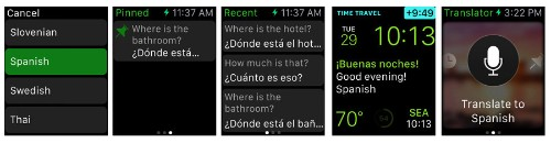 Microsoft Translator loops Apple Watch, Android Wear devices into real-time conversations