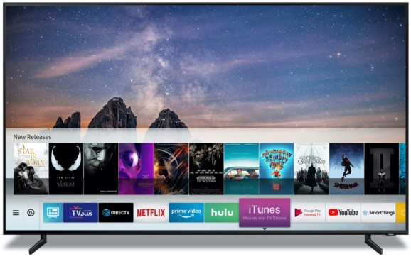 Samsung Smart TVs will support Apple AirPlay 2 and iTunes videos in spring 2019 (Updated)