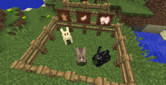 Huge game-changing Minecraft update arrives on PC (warning: includes killer bunnies)