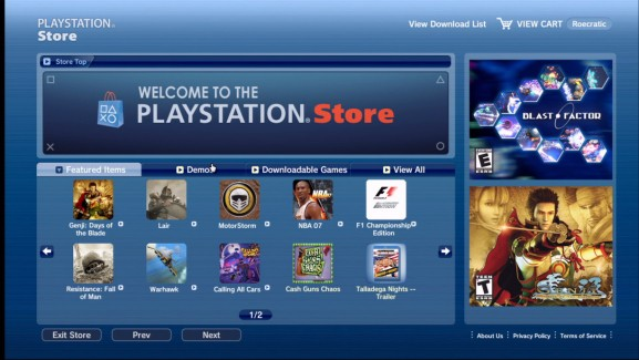 PlayStation Network down on Monday for maintenance