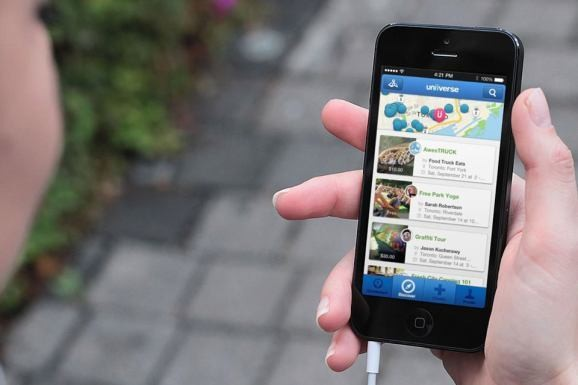 Uniiverse releases mobile app to get people away from screens and into 'real life'