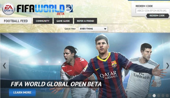 EA storms Brazil: FIFA World and the Origin digital-distribution service hit Latin America's No. 1 market