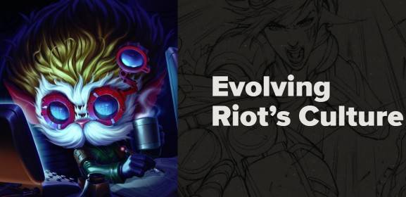 Riot Games issues new company values in wake of 'bro' culture accusations
