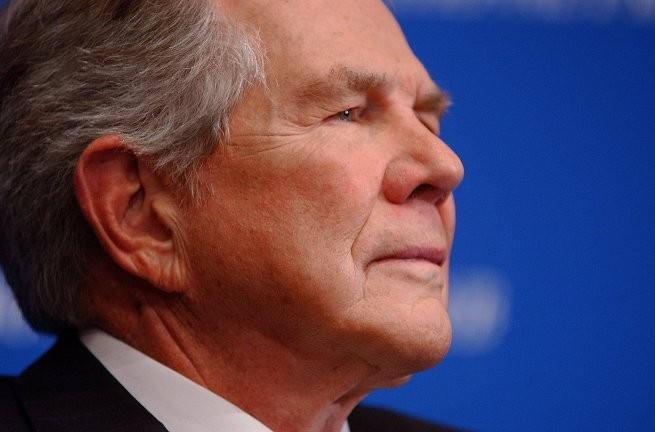 The 700 Club's Pat Robertson: People should 'flee from evil' video games