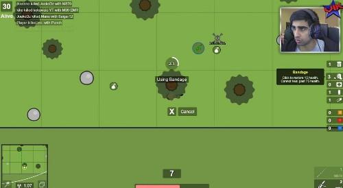 Kongregate acquires popular battle royale game Surviv.io
