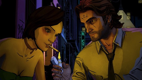 The cryptic finale to The Wolf Among Us explained: The Internet's two best guesses (and one crazy one)