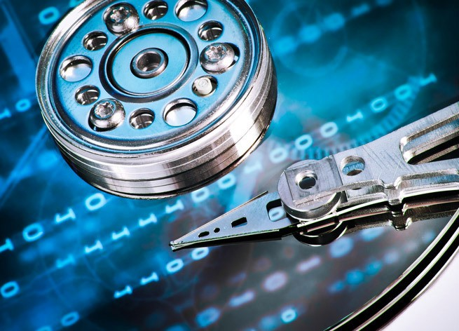 Will flash or disk drives own the future of data storage?