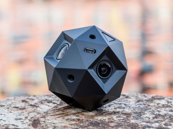 The Backed Pack: Sphericam 2 opens the next round of VR capture tools