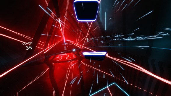 Beat Saber will debut on the Oculus Quest wireless VR headset