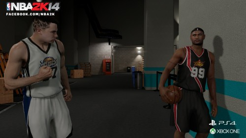 NBA Live 14 vs. NBA 2K14: Finding the king of the next-gen court