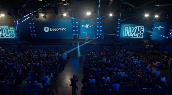 BlizzCon fans will be able to battle DeepMind's AI in StarCraft 2