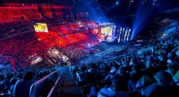 The next multibillion dollar tech trend from Asia: E-sports