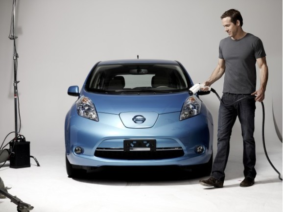 Nissan may reach its electric car sales target before 2020