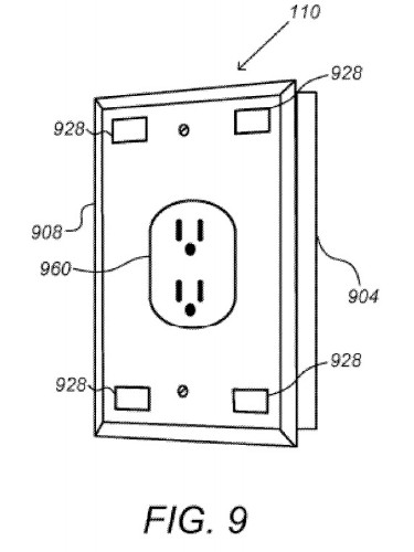 Patent details Google's ideas for smart home doorknobs, doorbells, wall switches, and more