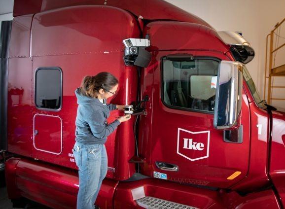 Ike raises $52 million for self-driving trucks