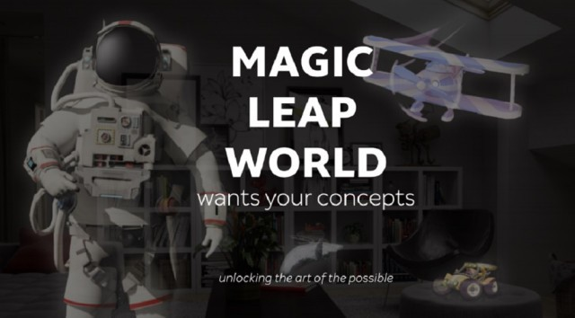 Magic Leap shows off free Concept apps with AR data visualization