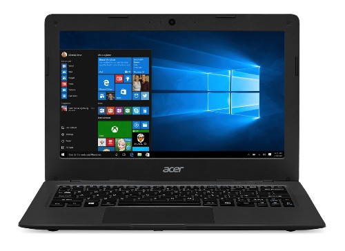 Acer takes aim at Chromebooks with the Windows 10 Aspire One Cloudbook 11 and 14 laptops, starting at $170