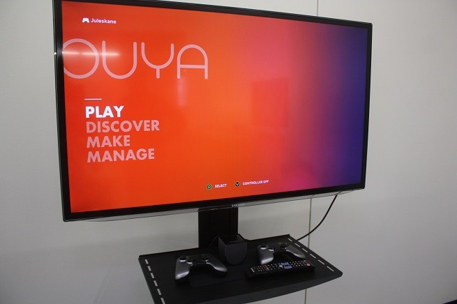 Ouya looks pretty but lacks killer games so far (preview)
