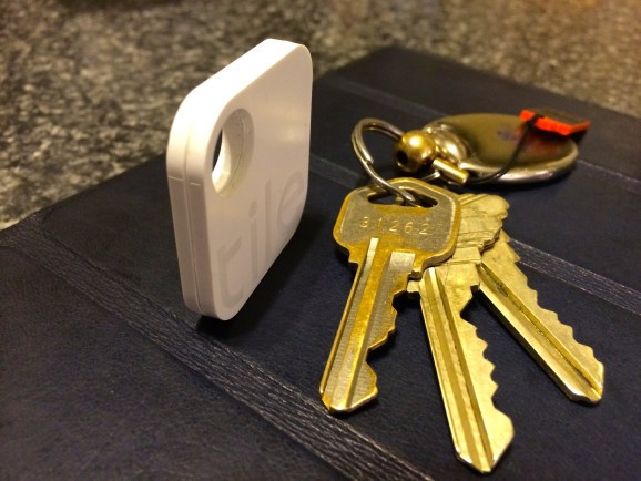 Tiny tracker Tile can finally help Android users find their missing keys