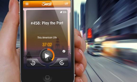 Apple may buy talk radio app Swell for $30M