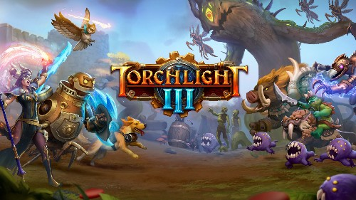 Torchlight Frontiers transforms into Torchlight III