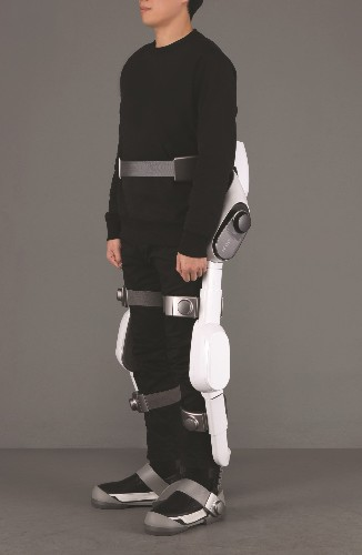 LG's new wearable robot is a connected exoskeleton that gives you just a hint of superpowers