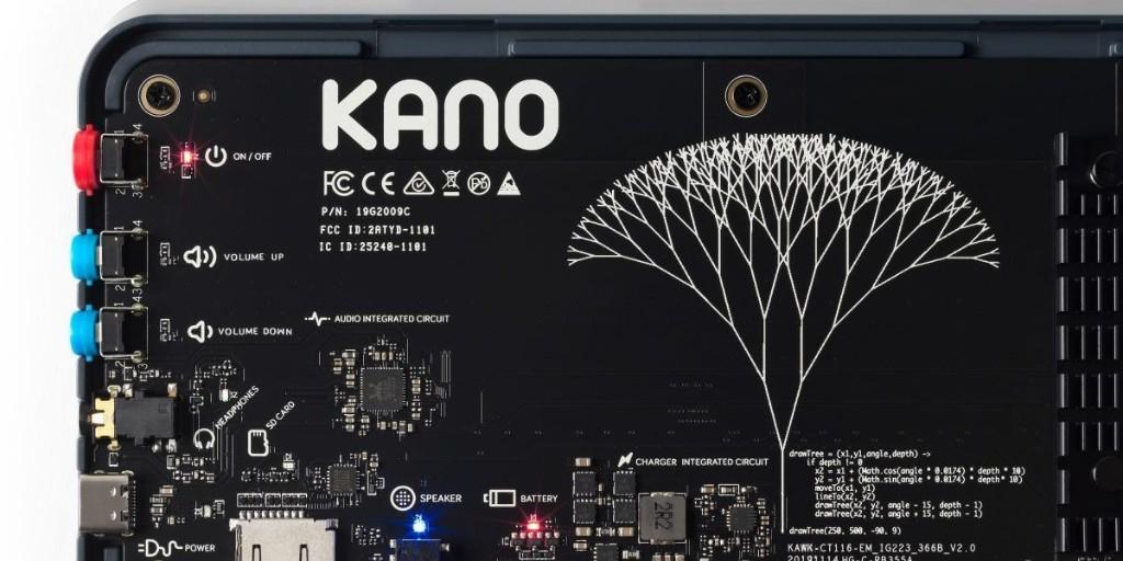 Microsoft invests $1 million in Kano's DIY Windows PC