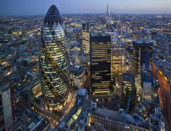 London calling: U.K. pulls in record investments — led by U.S. investors