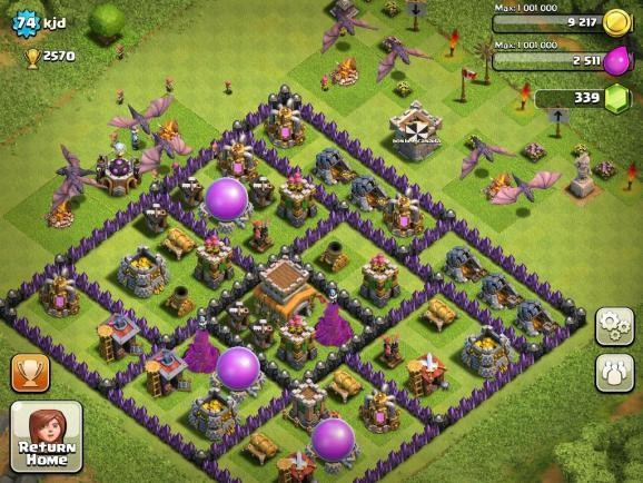 Clash of Clans is now the top-grossing game on iOS and Android