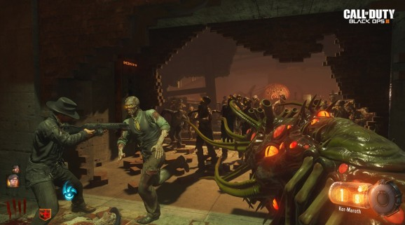 The big zombie Easter egg in Call of Duty: Black Ops III is a nightmare