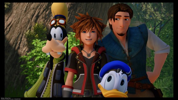 March 2019 NPD: Kingdom Hearts III becomes the series' best-seller in U.S.
