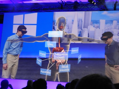 An interview with a Microsoft HoloLens true believer