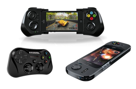 Three flawed, expensive controllers help you get a grip on iOS games (update)